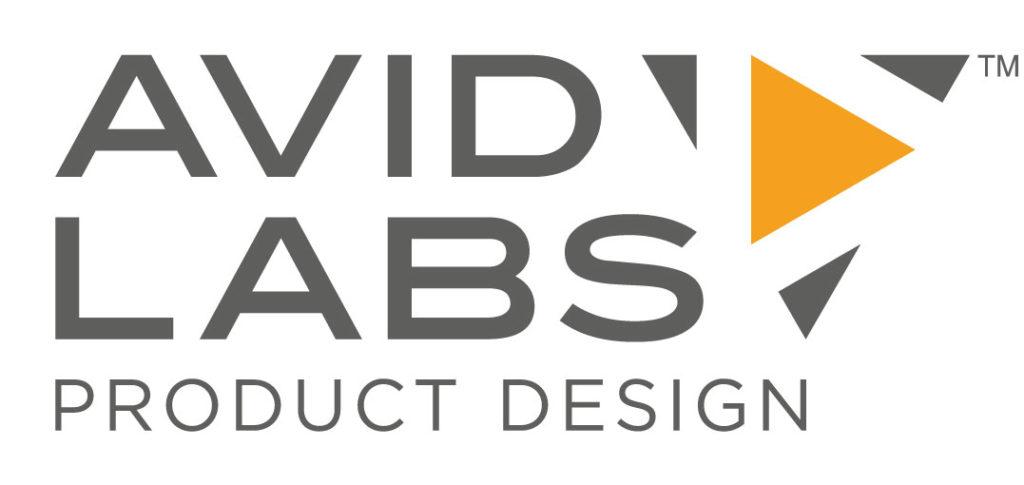 AVID Labs Logo 2c w Tag - Vertical